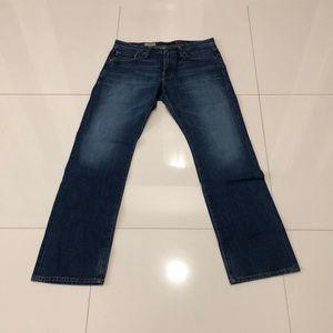 Men's AG Protègè Jeans. Waist 33, Length 34